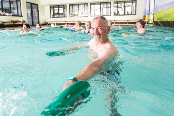 Aqua Fitness Men